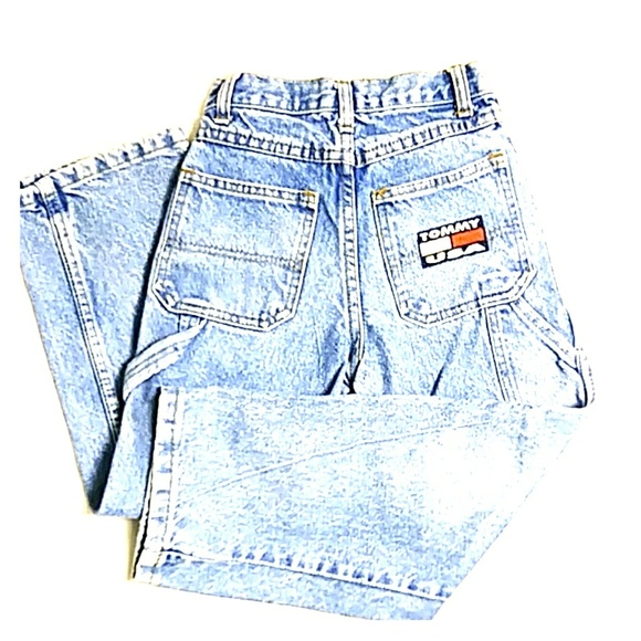 eb47f00f Tommy Hilfiger Bottoms | Vintage 90s Carpenter Jean Y5 | Poshmark